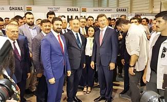 KKTC'den firmalar İzmir Fuarı'nda yer aldı