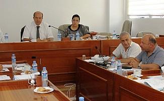 Maliye, Bütçe ve Plan Komitesi, toplandı