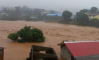 Sierra Leone'de sel ve toprak kayması 312 kişiyi yuttu