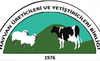 Hayvan Üreticileri Tarım Bakanlığına taleplerde bulundu