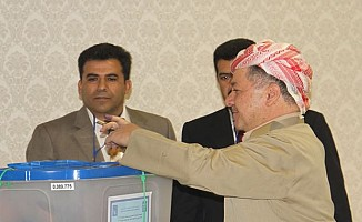 Kuzey Irak'ta yüzde 97.8 evet oyu verildi