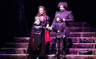 """""""Macbeth"""" Lefkoşalılarla buluştu"""