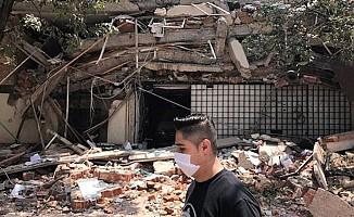 Meksika'da 7,1 şiddetinde deprem