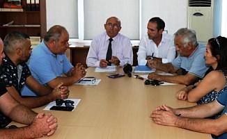 TDP'den Tel-Sen'in mücadelesine destek