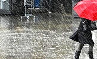 Çarşambadan itibaren yağmur bekleniyor