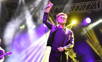Gençlik Festivali  Teoman konseriyle sona erdi.
