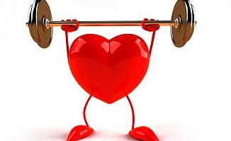 Kalbin ilacı günde yarım saat egzersiz