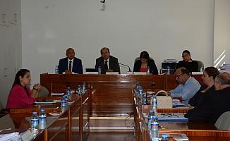 Maliye, Bütçe ve Plan Komitesi toplandı