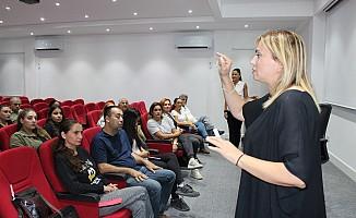 Nefes teknikleri semineri düzenlendi
