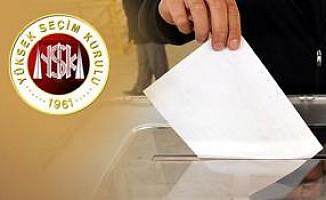 Seçim Yasası'ndaki değişiklikler açıklandı