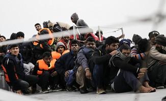 Yunanistan 1360 sığınmacıyı iade etti