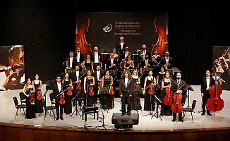 Cumhurbaşkanlığı Senfoni Orkestrası konserleri sürüyor