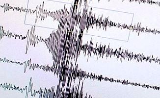 Limasol yakınlarında deprem