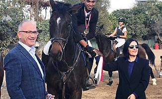 Meclis Başkanlığı Binicilik Kupası yapıldı