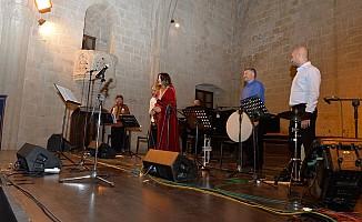 Serenad Bağcan konseri yapıldı