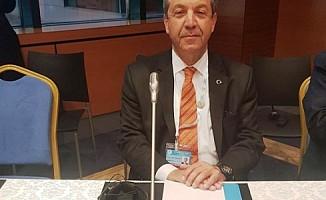 Ertuğruloğlu İstanbul'da zirve toplantısına katılacak