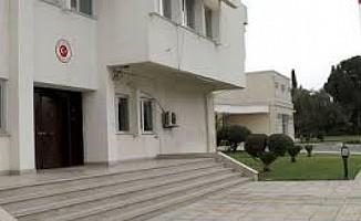 TC Büyükelçiliği suç duyurusunda bulundu...