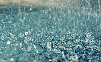 En çok yağış Kantara'ya düştü