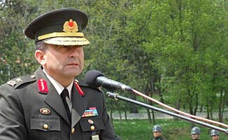 Eski KTBK Komutanı İlyas Bozkurt FETÖ'den tutuklandı