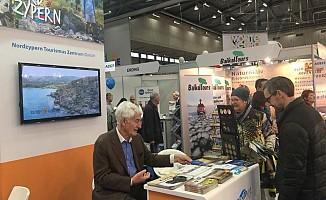 "KKTC ""Ferien Messe 2018 Turizm Fuarı""nda"