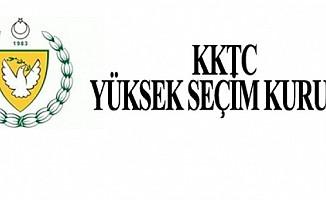 YSK resmi sonuçları bugün açıklayacak...