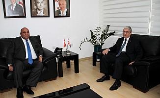 """""""Türkiye'nin desteğiyle üstesinden gelinmeyecek sorun yoktur"""""""