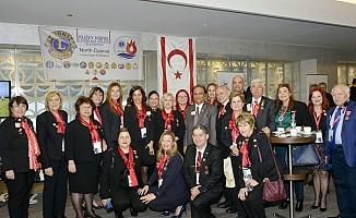 21. Lions Akdeniz Konferansı'na KKTC de katıldı