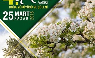 4. Karşıyaka Ahlat Vadisi Doğa Yürüyüşü ve Şöleni pazar günü