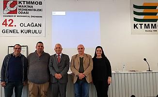 Ahmet Ulubay başkanlığa seçildi