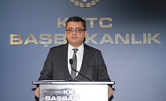 Başbakan Erhürman mal varlığını açıkladı