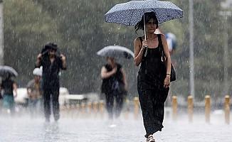 Hafta sonu sağanak yağmur bekleniyor....