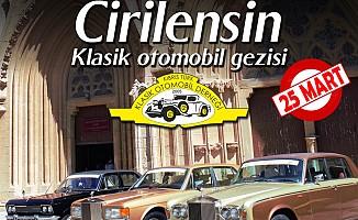 Klasik Otomobil Derneği'nin etkinliği yarın