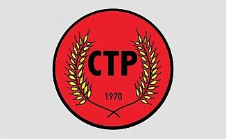 CTP: Federal çözüm irademiz devam ediyor...