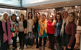 Kıbrıslı Türk ve Rum Kadın Sendikacılardan ortak panel