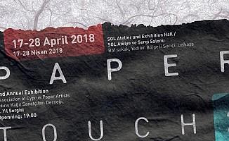 """""""Paper Touch 2"""" adlı uluslararası sergi düzenleniyor"""