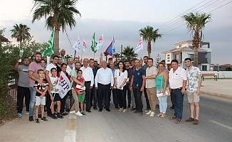 """Akmercan: """"Katılımı şeffaflaştıracağız"""""""