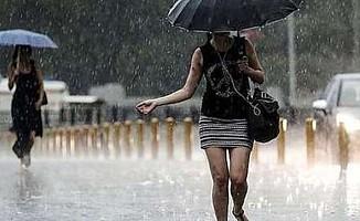 Bugün ve yarın yağmur bekleniyor...