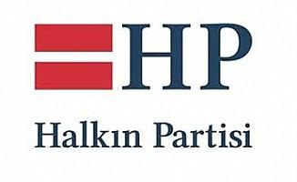 Halkın Partisi seçim giderlerini açıkladı