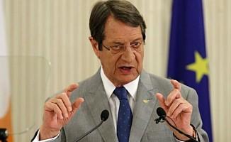Anastasiadis: İşgal, işgaldir BM kararları vardır!