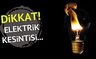 Girne'nin bazı bölgelerinde elektrik kesintisi uygulanacak.
