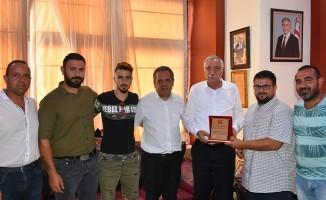 Güngördü, Ozanköy Spor Kulübü'nü kabul etti.