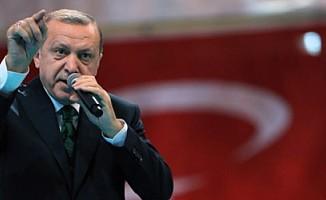 Erdoğan da meydan okudu!