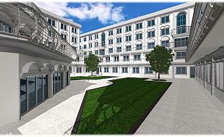 """""""Park Palace Residance"""" 7 Eylül'de hizmete açılıyor"""