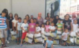 Vakıflar İdaresi'nden çocuklara kıyafet yardımı