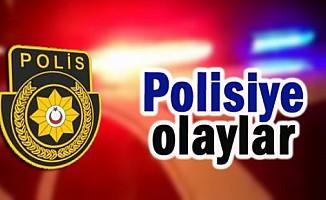 32 Akü çalan genç tutuklandı