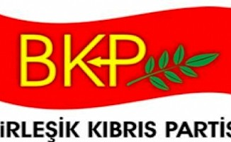 BKP, Erdoğan'ın açıklamalarını eleştirdi...