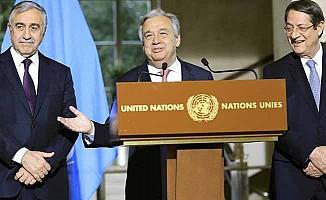 BM'nin hedefi yılsonuna kadar statejik anlaşma