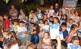 LTB-EMAA çocuk kursları sergisi açıldı