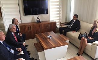 Başbakan Erhürman Mersin'de...