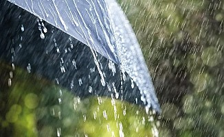 5 Gün yağmur var...